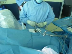 METRx less invasive spinal surgery