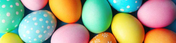 Easter 2020.